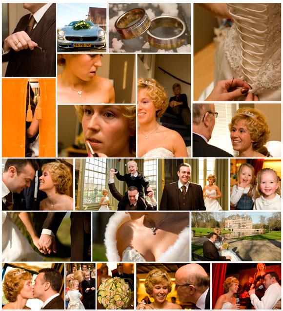 Mijn eerste bruiloft als professioneel fotograaf