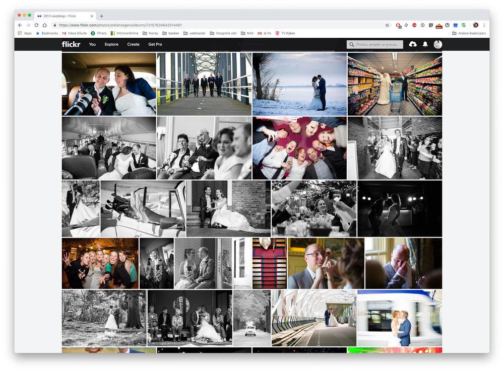 Flickr gallery