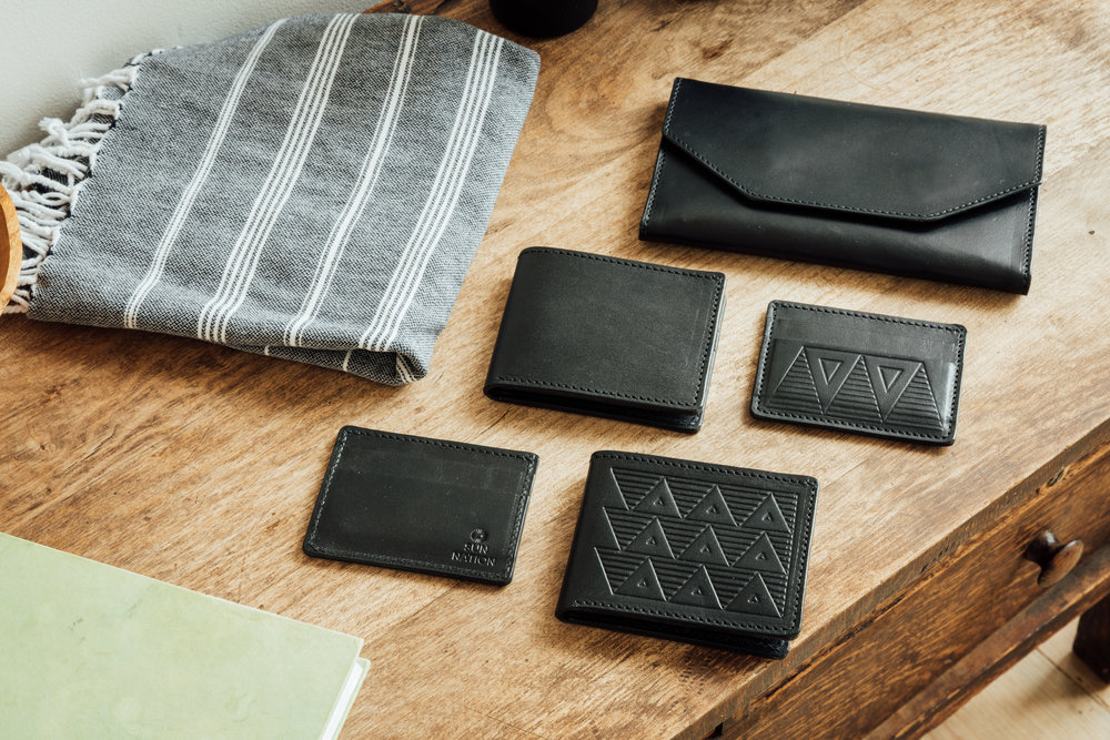 Wallets in black vegtan.jpg