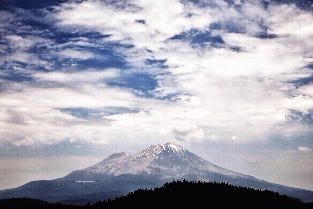 Mile 1496 -  Mt. Shasta