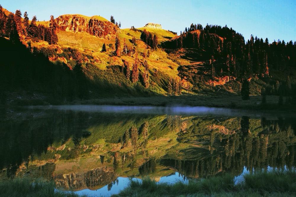 Mile 1635 - Paradise Lake