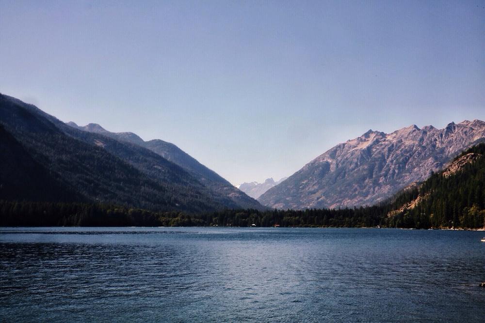 Mile 2580. Lake Chelan