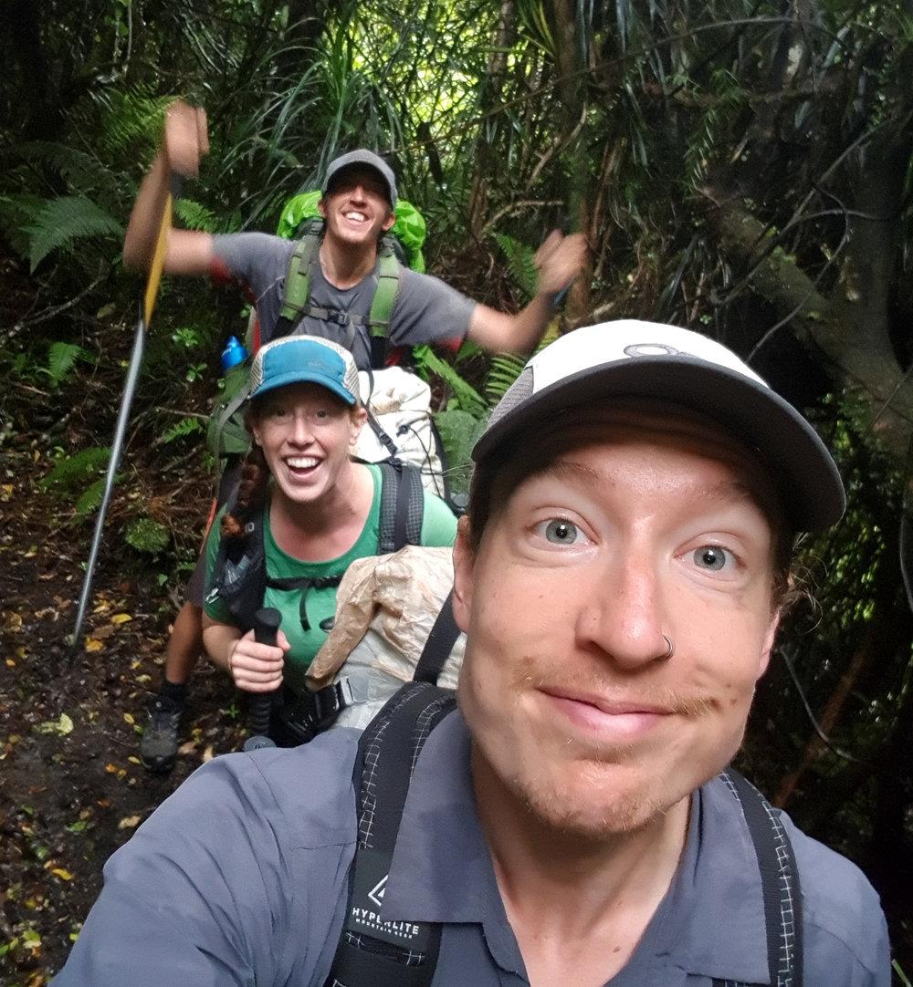 Hiker train!  photo/ Jonathan