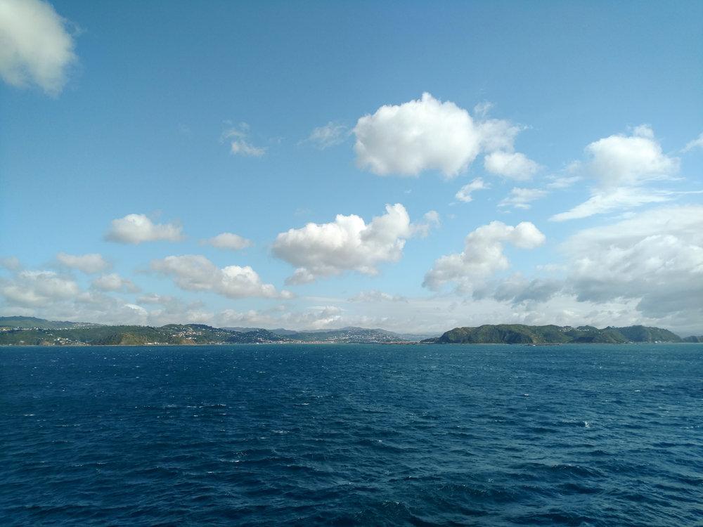 Goodbye North Island!  photo/ Molly