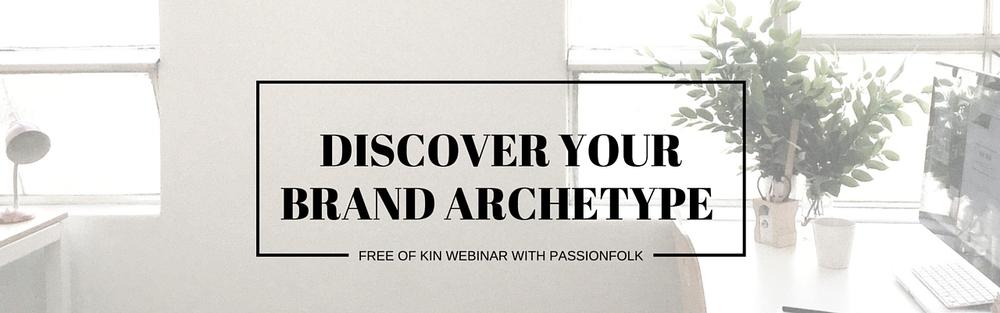Passionfolk OfKin webinar
