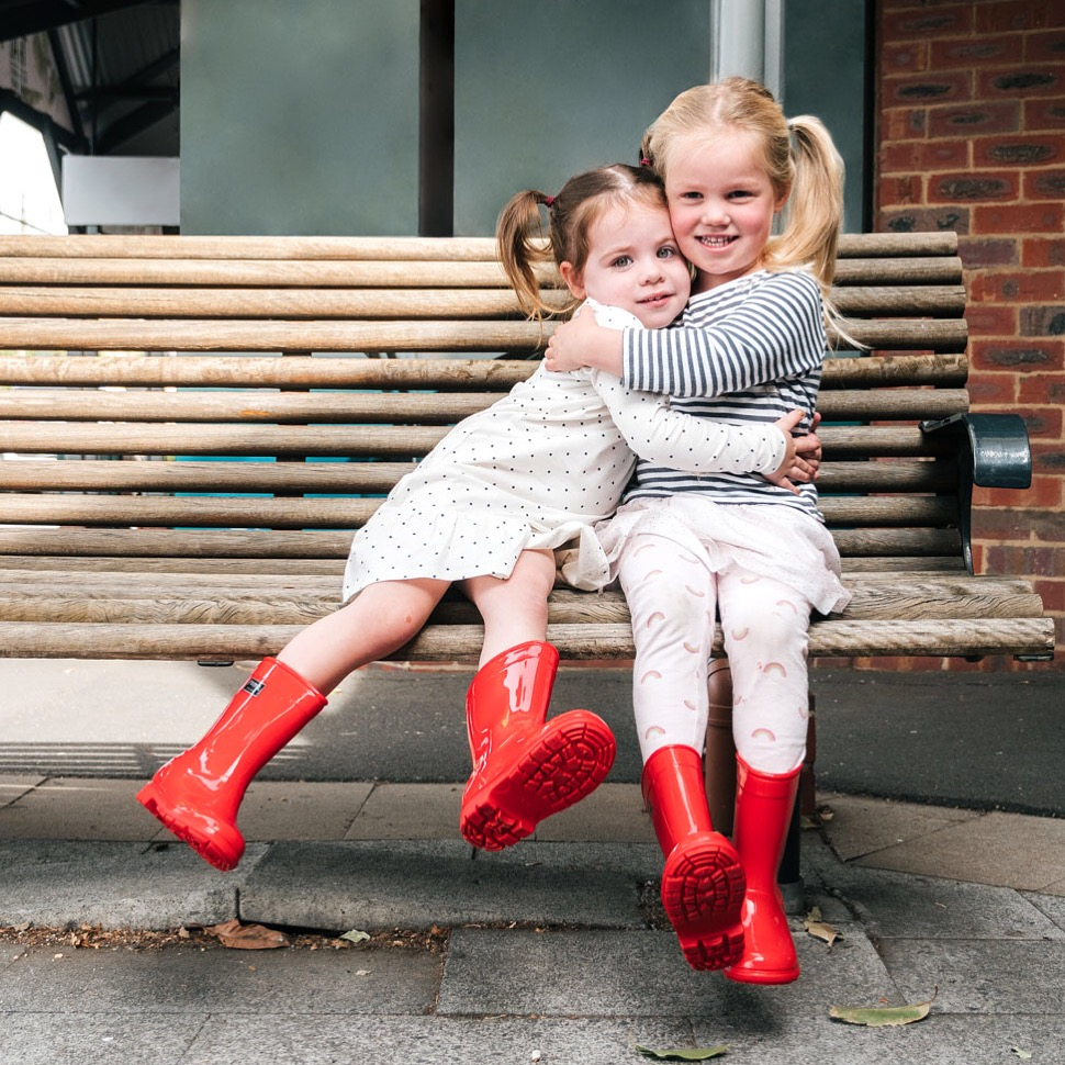Sassy and Indi for  Roma Boots