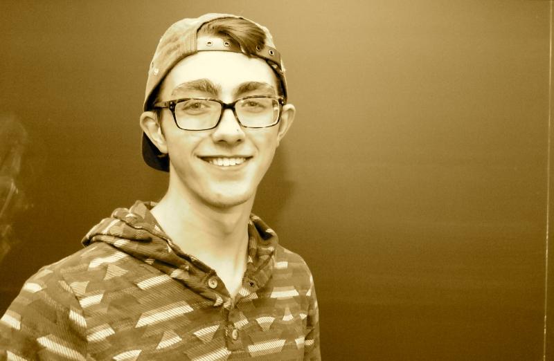 Andy Seracuse:: Freshman, Tenor II
