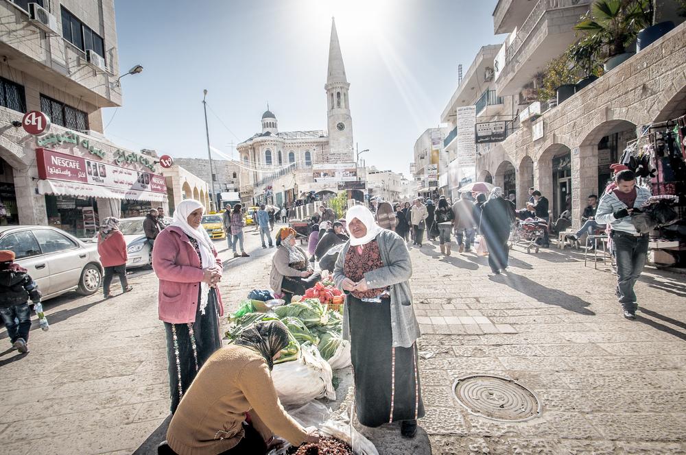 Present Day Bethlehem