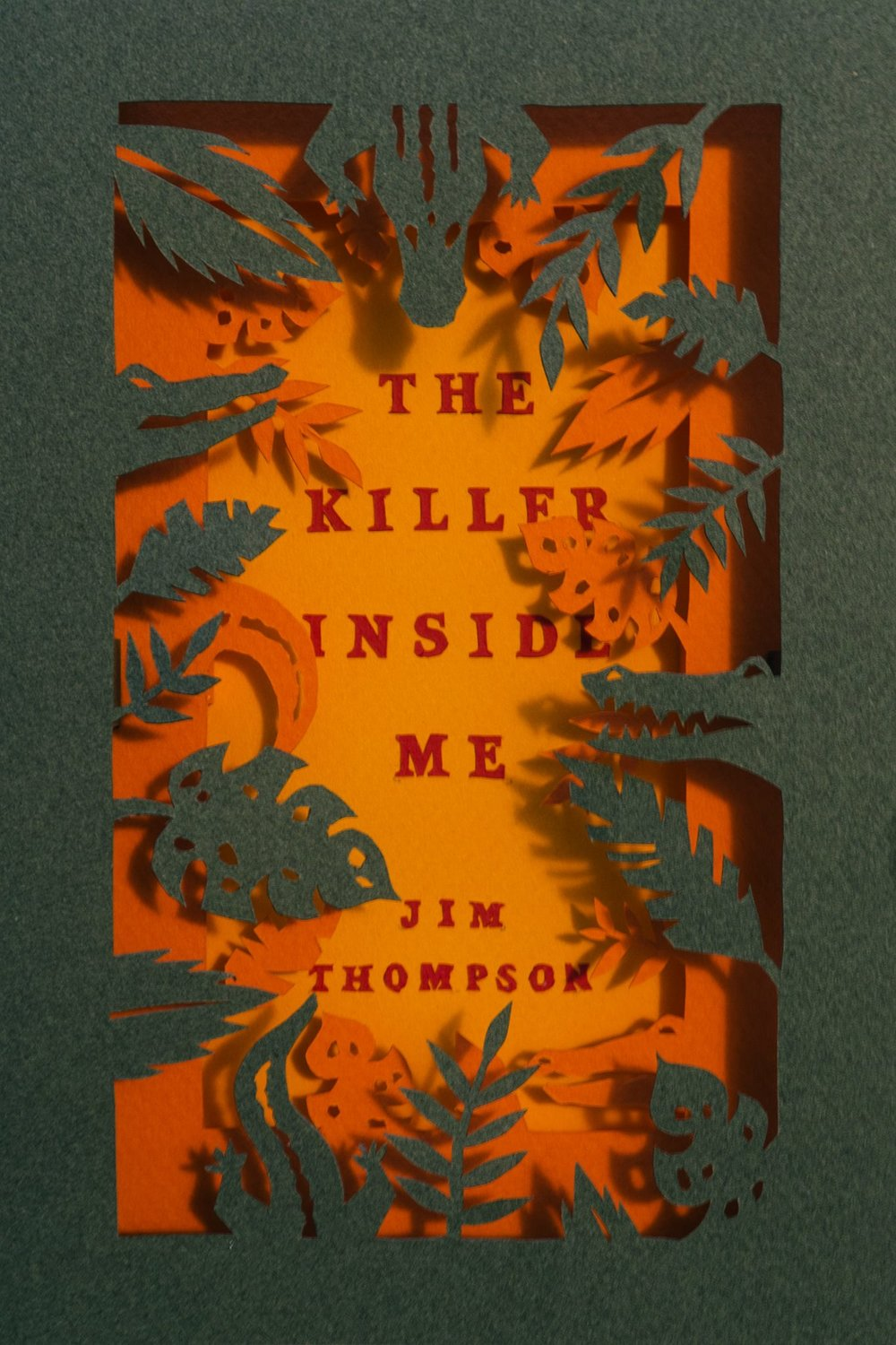 The Killer Inside Me  / Jim Thompson