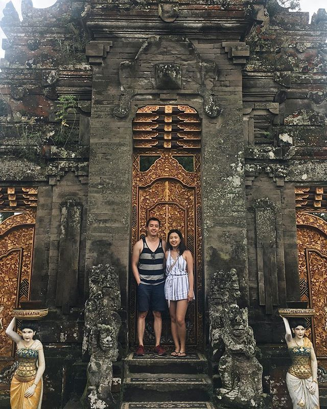 Bali has been full of wonderful people sharing their incredible culture with us 💜