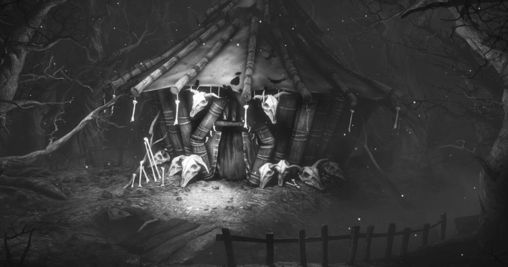 The Necros Hut (UDK)