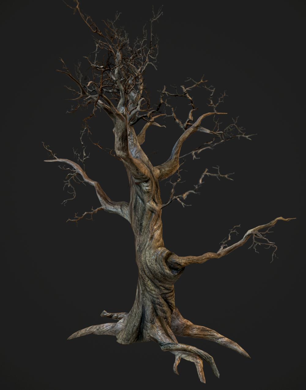 Custom Modular Tree (1.2k Tri's)