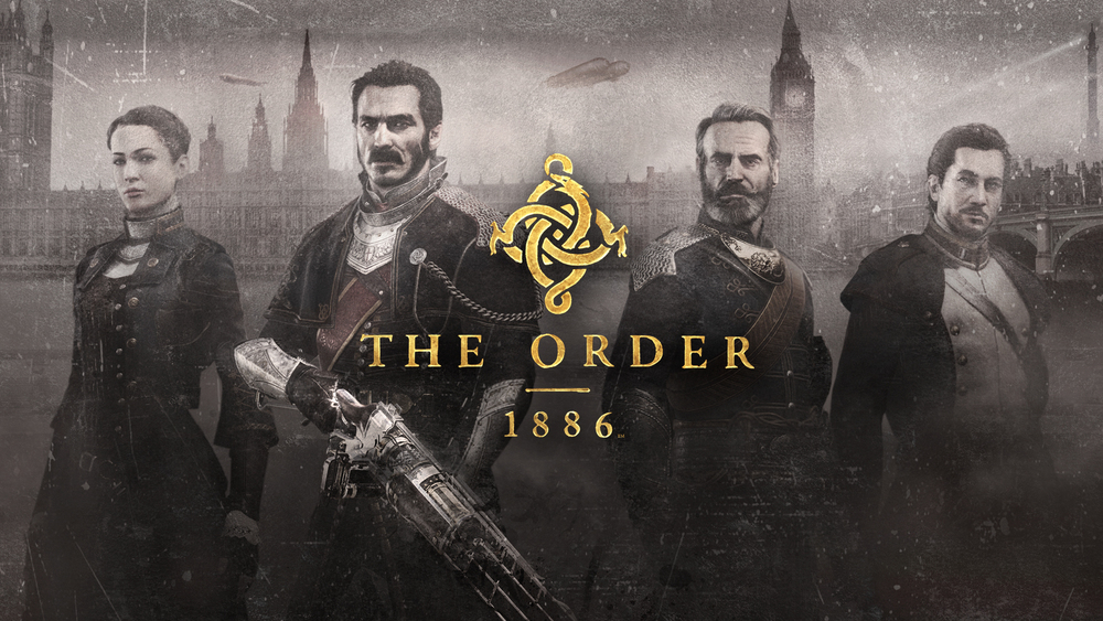 The Order 1886 (junior environment-artist)