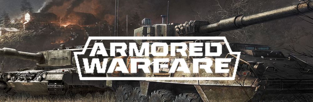 Armored Warfare (Environment Artist)