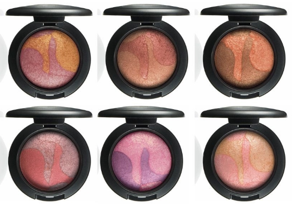 MAC Too Fabulous Mineralize Blush Duo in Bi-Tone, Buddy Up, Chic Couple, Rhapsody in Two, Sun & Moon, Two Virtues