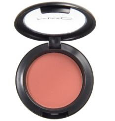 MAC blush in Raizin