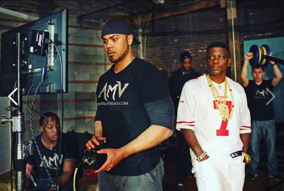 Lil Boosie & AlphaMale Visuals