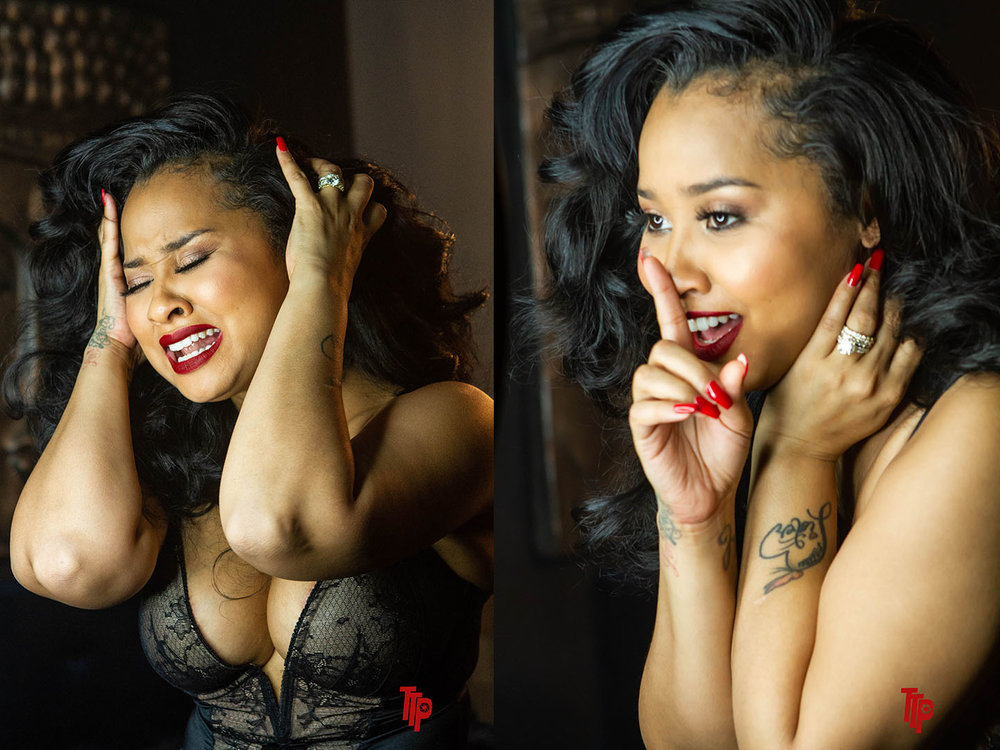 BTS: Tammy Rivera - Sex with you