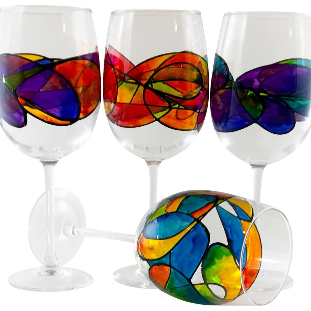 AbstractCollection - Beautiful. Vibrant. Stunning. Color coordinate or Mix & Match.