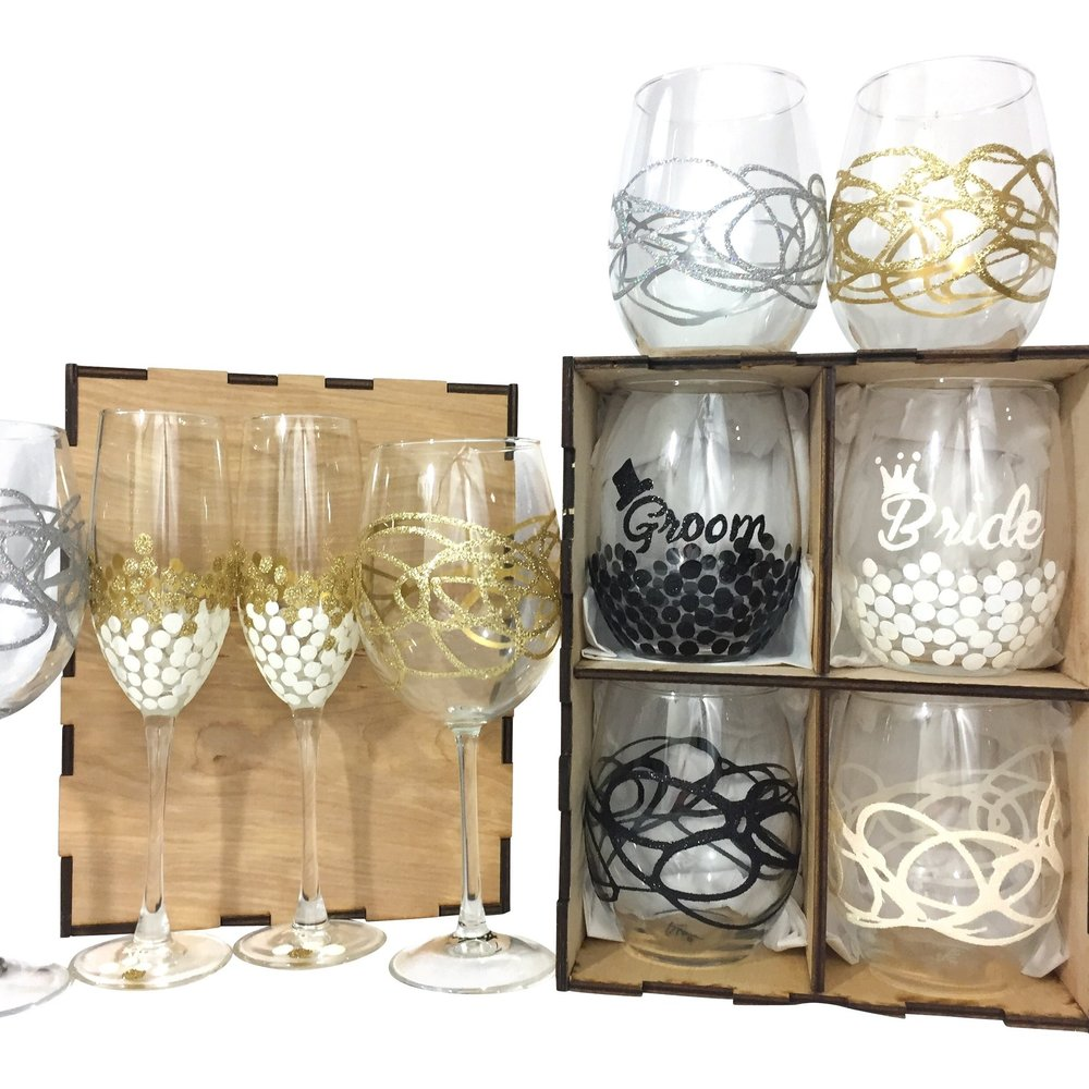 Celebration Collection - Celebrate in style and draw attention while making your toast, no matter what occasion!