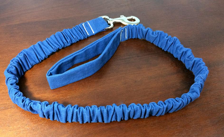 Hand-made Scrunchie Leash
