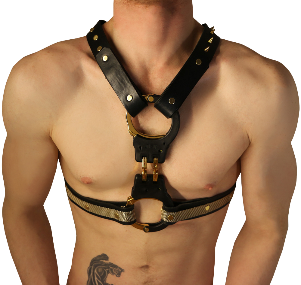 limited edition leather harnesses - expertly hand crafted
