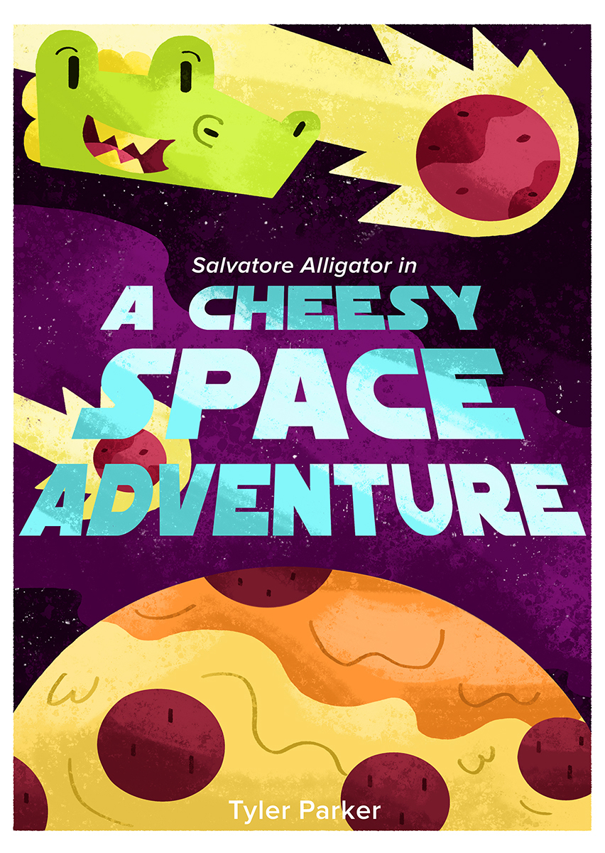 A Cheesy Space Adventure