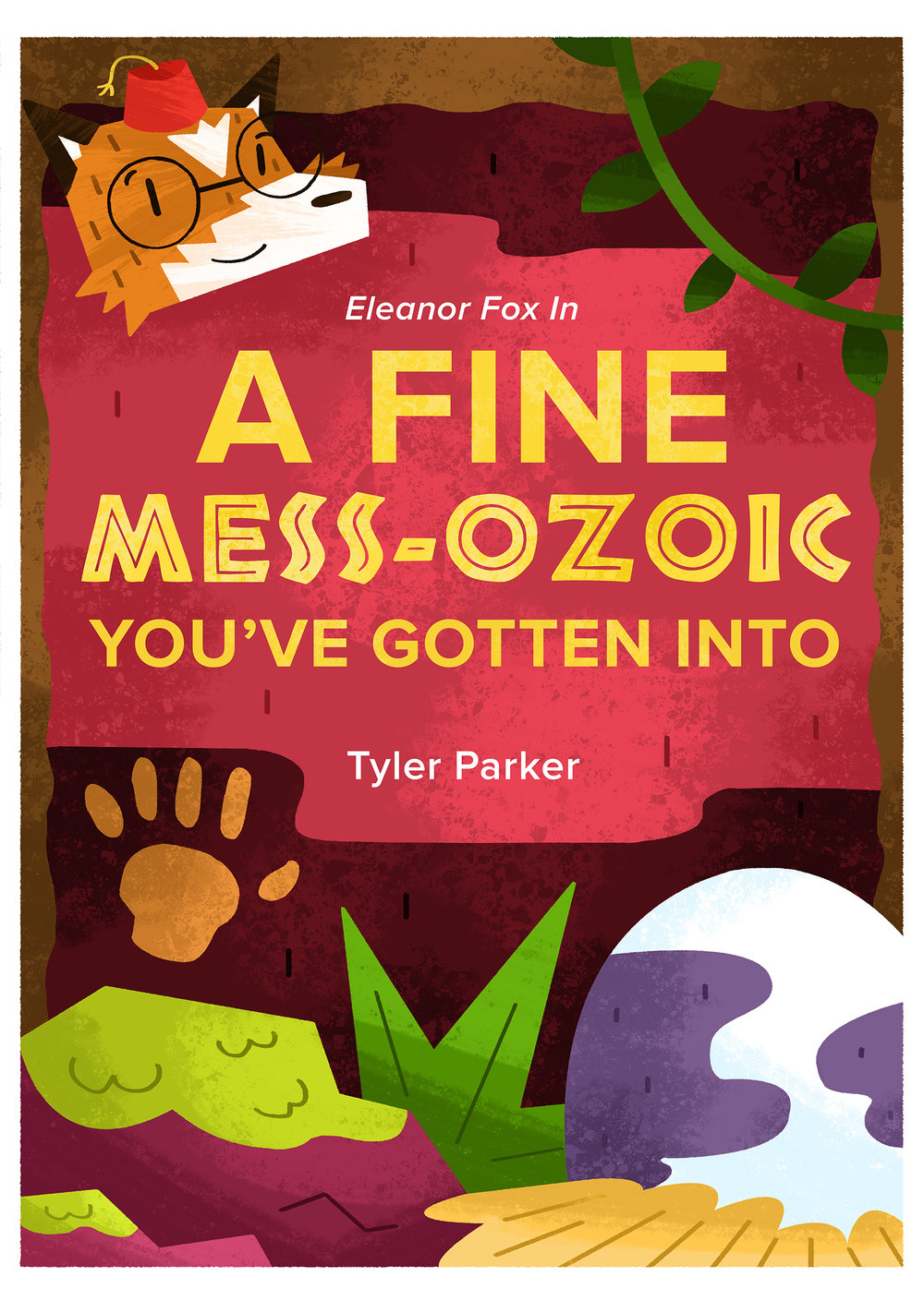 A Fine Mess-Ozoic You've Gotten Into