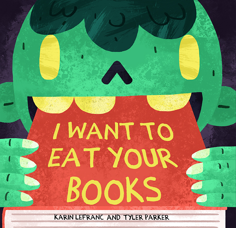I Want To Eat Your Books