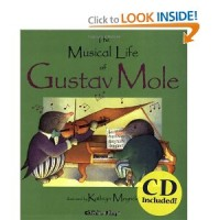 Book and CD Musical Life of Gustav Mole
