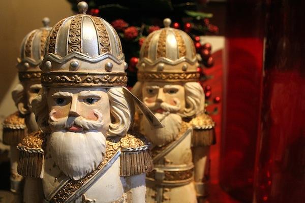Santa soldiers
