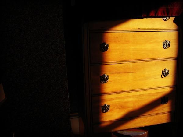 Dresser Sunlight