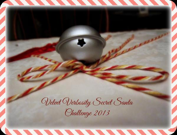 Velvet Verbosity Secret Santa