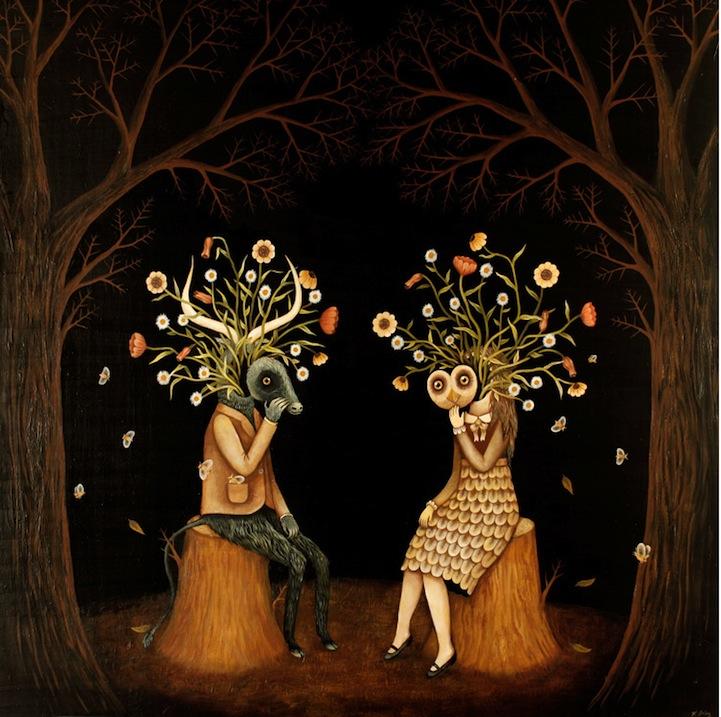 Kathleen Lolley - Wild Flowers