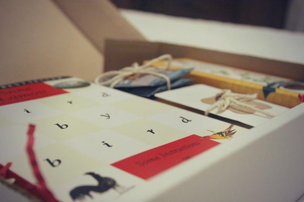 Velvet Verbosity Gift Box