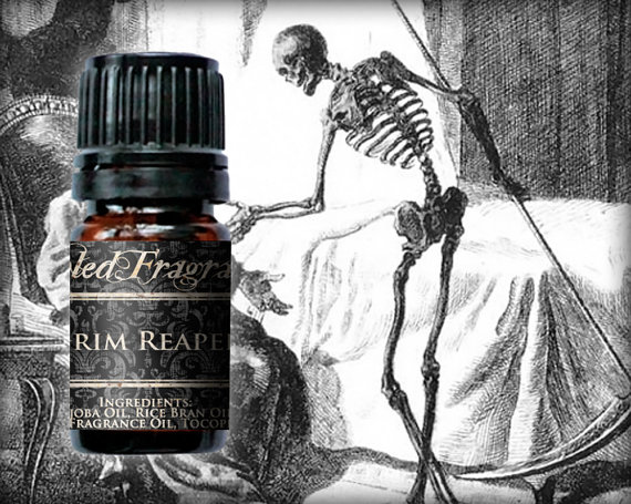 Grim Reaper Death Cologne