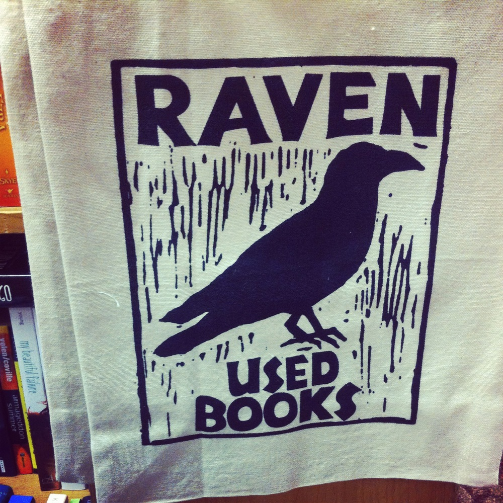 Raven Used Books Northampton