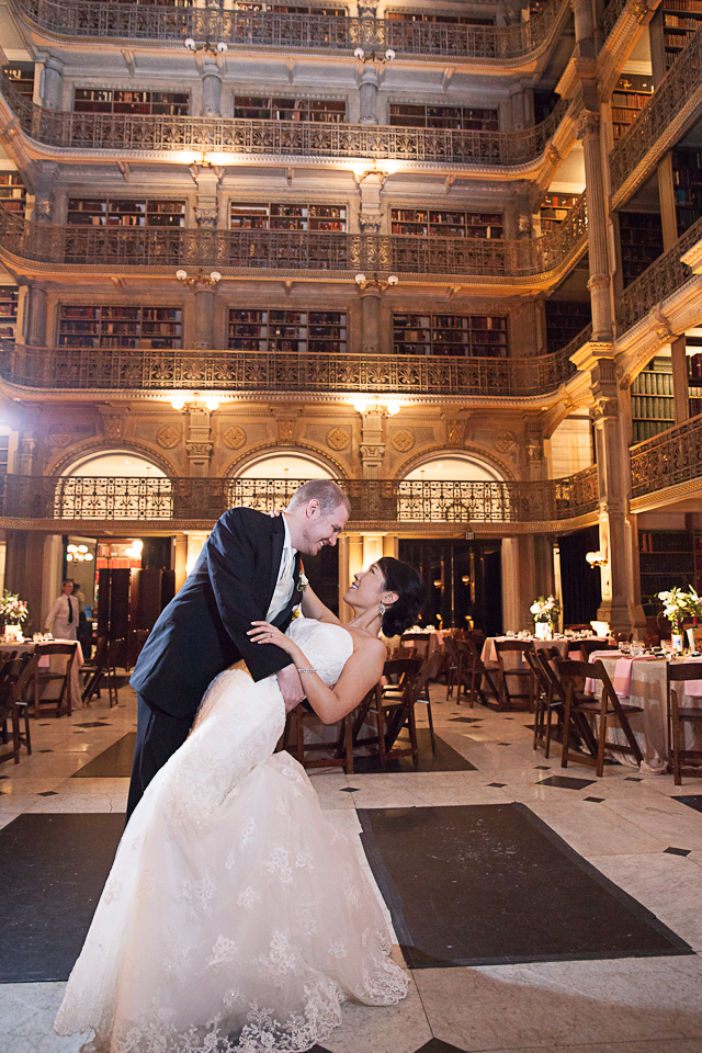 Bibliophile Wedding