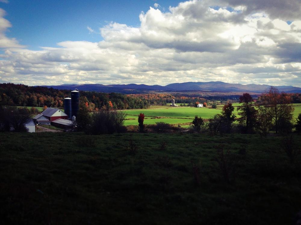 Vermont Autumn 2014