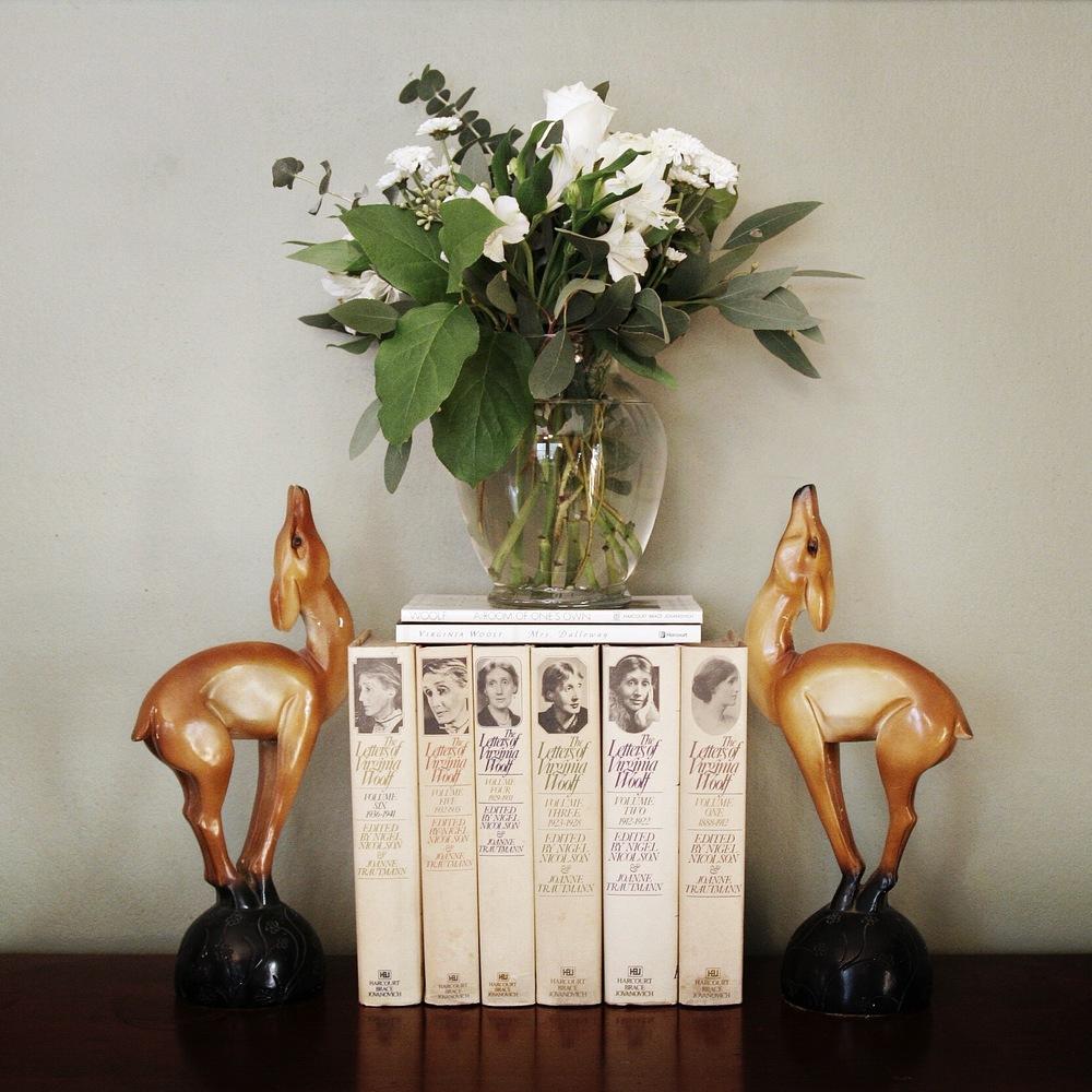Letters of Virginia Woolf