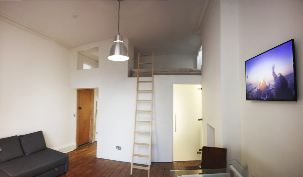 Flat conversion in Redland
