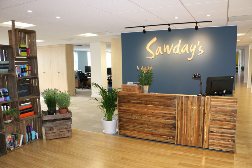 Sawday Office Fit Out