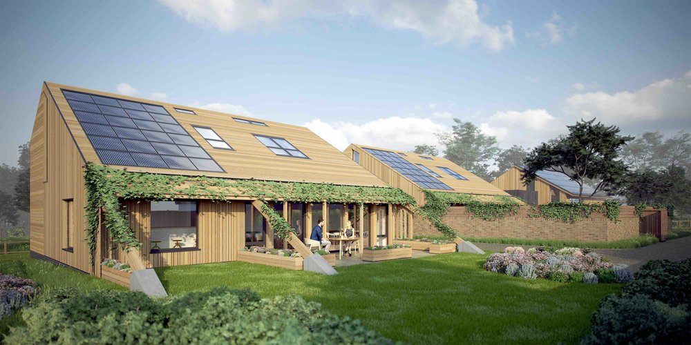 Backwell Ecohomes