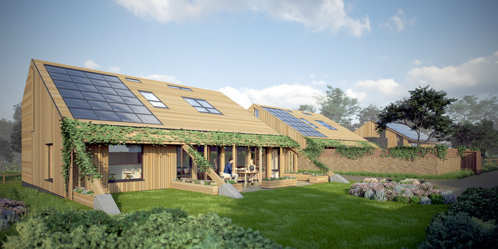 Ecohomes near Backwell