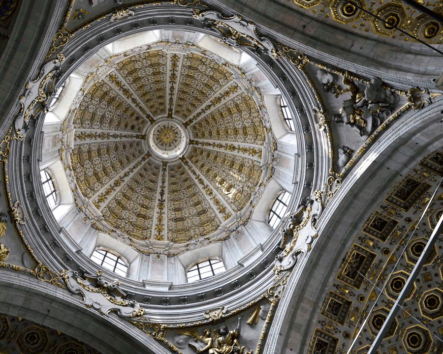 'Golden Dome' © Naida Ginnane 2015 Nikon D800 24-70mm lens f/ 9, 1/125, ISO200 Bracket -0.67.