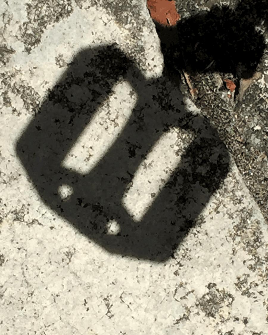 'Pedal' © Sean Ginnane 2018, Fujifilm XT-1 1/500 f/8.0, ISO 100.