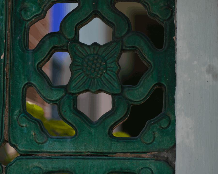 'Tile View' © Naida Ginnane 2018, Nikon D800 105mm lens 1/400, f/5.0, ISO 100 -0.67