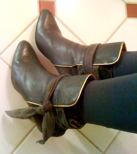 Boots:Aldo