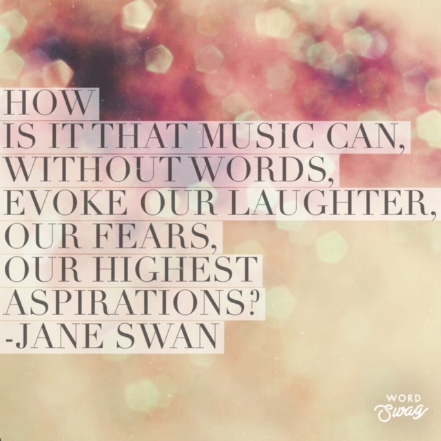 Jane Swan Quote