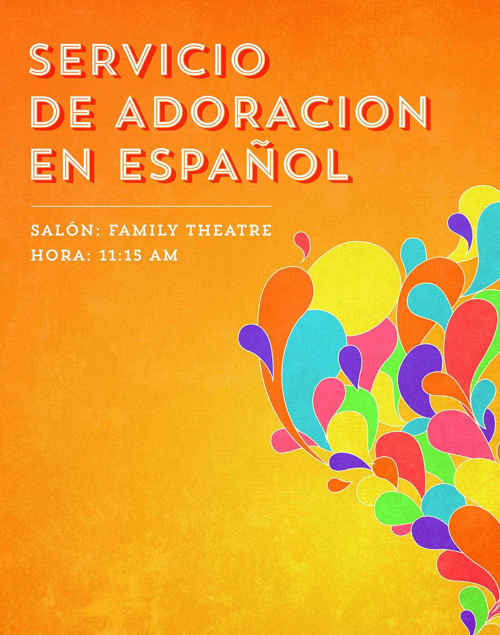 Latino Poster Design
